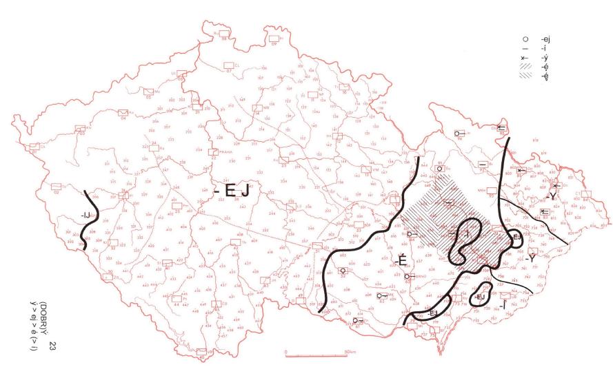 Český jazykový atlas