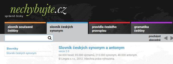 lingea-synonyma