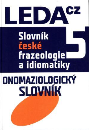 Onomaziologický slovník